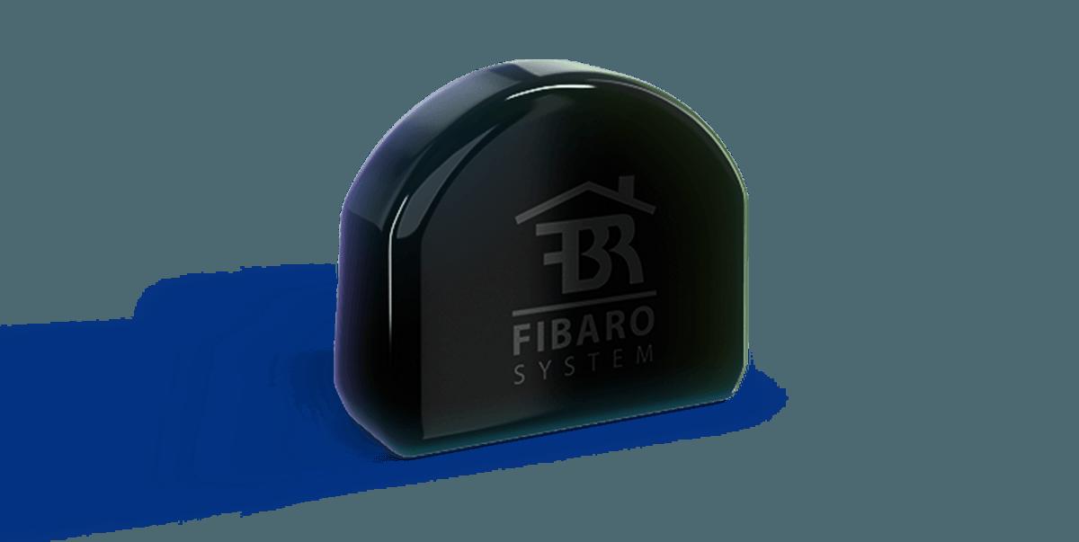 Homections - FIbaro - RGBW controller